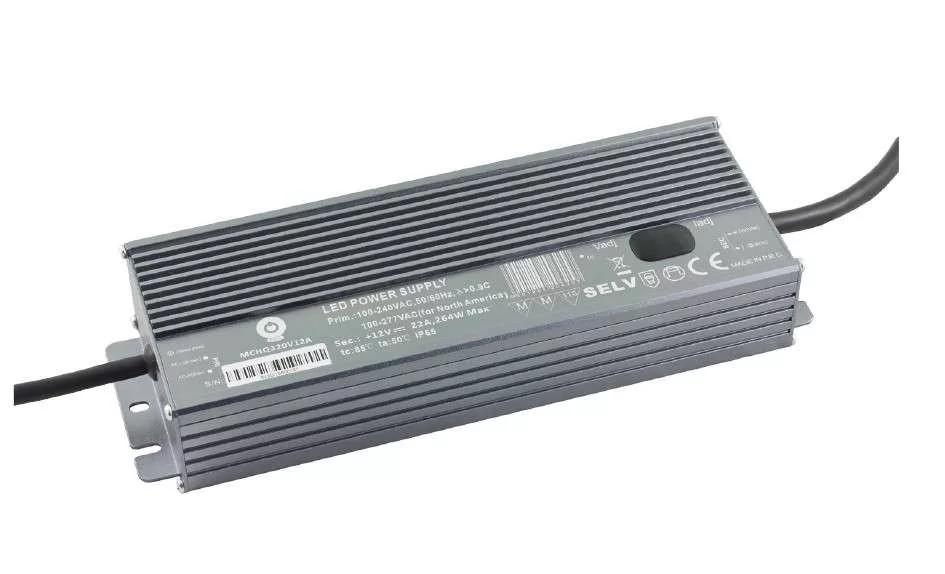 Led tápegység MCHQA-320-48 320W 48V 6.7A IP65 dimmelhető
