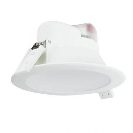 LED beépíthető lámpa E5 Downlight 10W természetes fehér (furat:95mm)