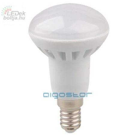 AIGOSTAR LED izzó R50 E14 7W hideg fehér