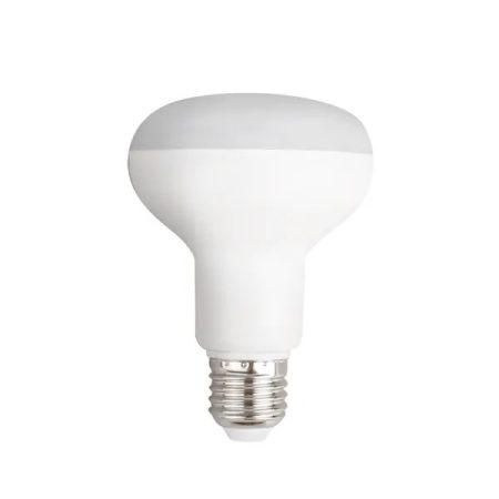 LED izzó R80 E27 12W hideg fehér