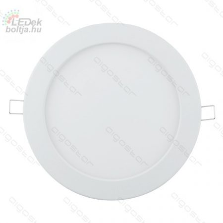 AIGOSTAR Mini Led Panel E6 Kör 16W Hideg fehér