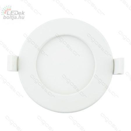 AIGOSTAR Mini Led Panel E6 Kör 6W Természetes fehér