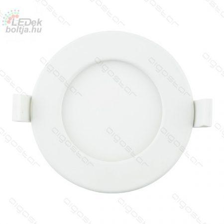 AIGOSTAR Mini Led Panel E6 Kör 9W Hideg fehér