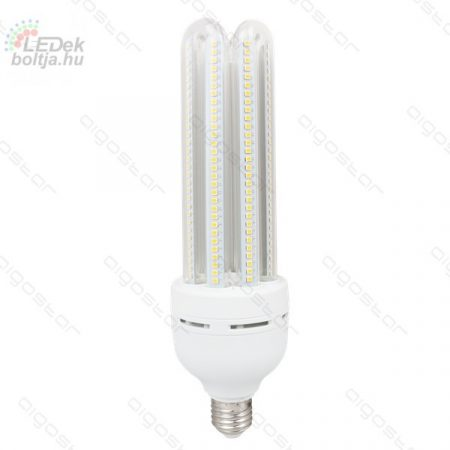 Kukorica LED izzó B5 T5 4U 38W E27 Melegfehér