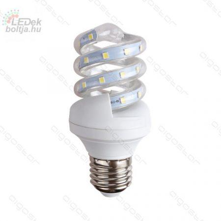 AIGOSTAR Kukorica LED izzó B5 spirál E27 5W hideg fehér