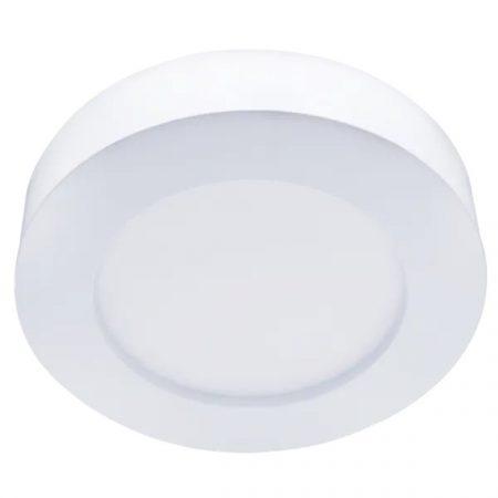 LED E6 Falon kívüli kerek 20W Meleg fehér