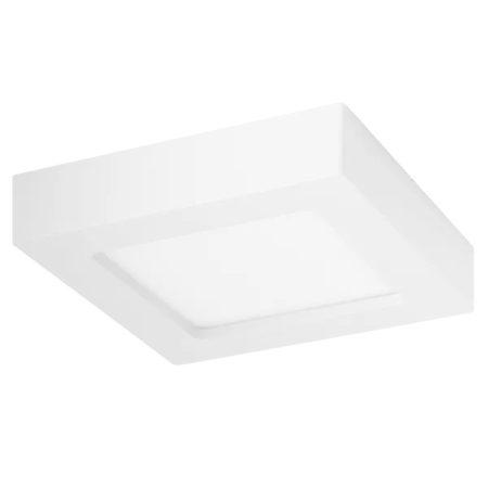 AIGOSTAR LEDES lámpa E6 szögletes 18W Hideg fehér