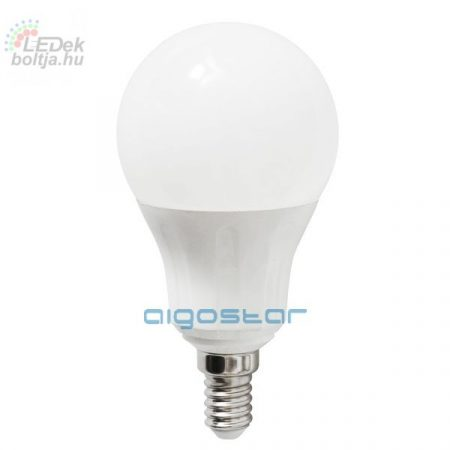 AIGOSTAR LED izzó A60 E14 8W 280° hideg fehér