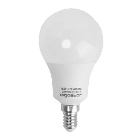 AIGOSTAR LED izzó A60 E14 9W 280° meleg fehér