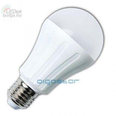 AIGOSTAR LED izzó A65 E27 11W 180° meleg fehér