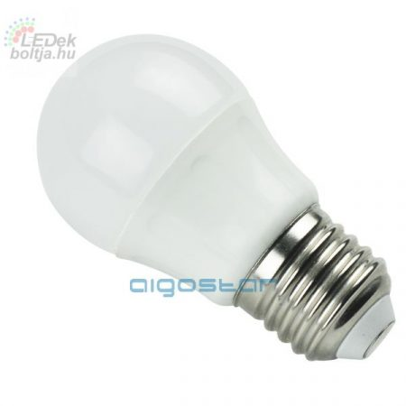 AIGOSTAR LED izzó G45 E27 4W 180° hideg fehér