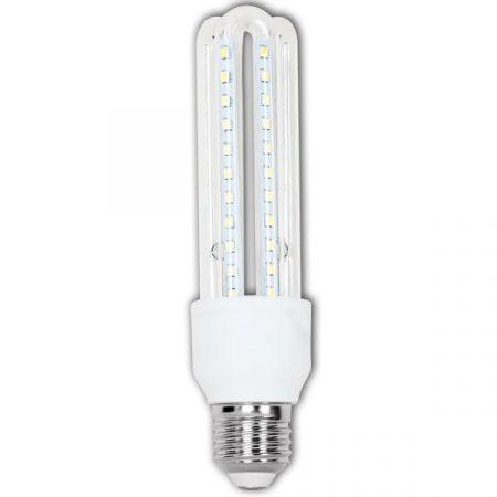 AIGOSTAR Kukorica LED izzó 12W E27 foglalattal hideg fehér