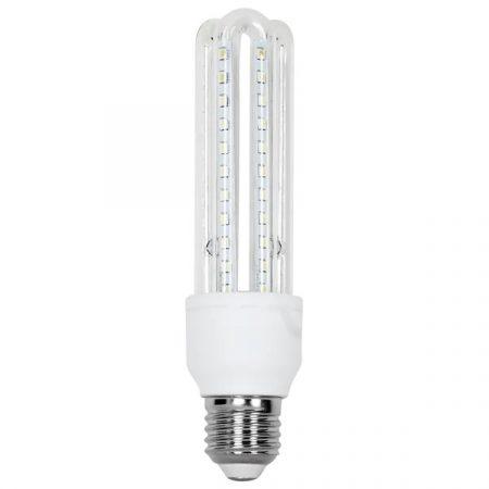 AIGOSTAR Kukorica LED izzó 10W E27 foglalattal hideg fehér