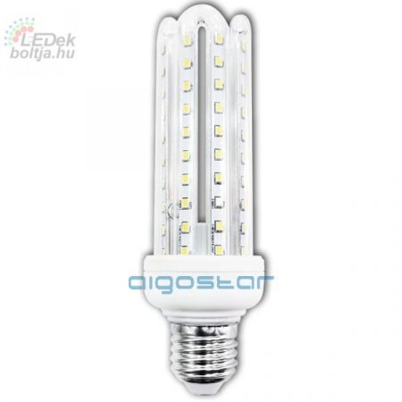 AIGOSTAR Kukorica LED izzó 12W E27 foglalattal meleg fehér