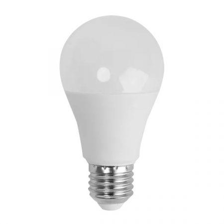 LED izzó E27 12W meleg fehér 280° szórásszögű