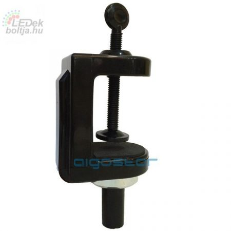 Asztali lámpa rögzítő szett (fekete)