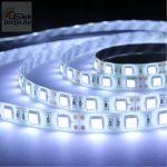 LED szalag szett hideg fehér vízálló 5M