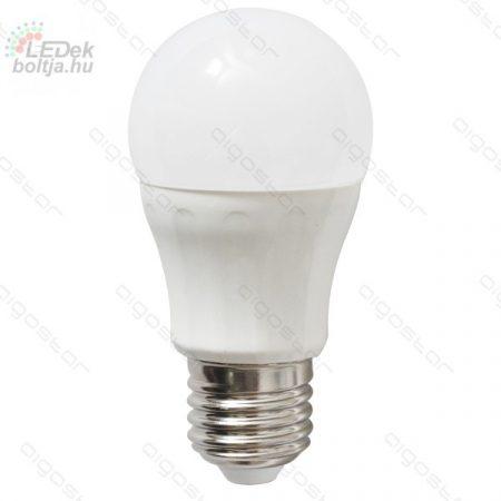 LED izzó P45 E27 7W 180° hideg fehér