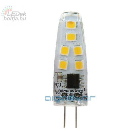 AIGOSTAR LED izzó G4 2W Meleg fehér