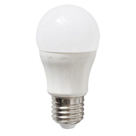 LED izzó P45 E27 7W  280° meleg fehér