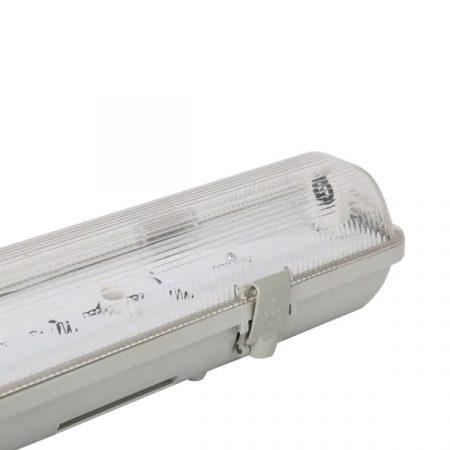 Fénycső armatúra LEDes fénycsövekhez vízálló 1x1.2m