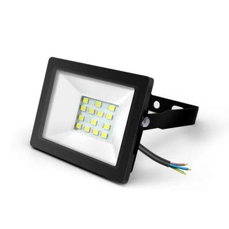 LED SLIM Reflektor 10W COB természetes fehér IP65