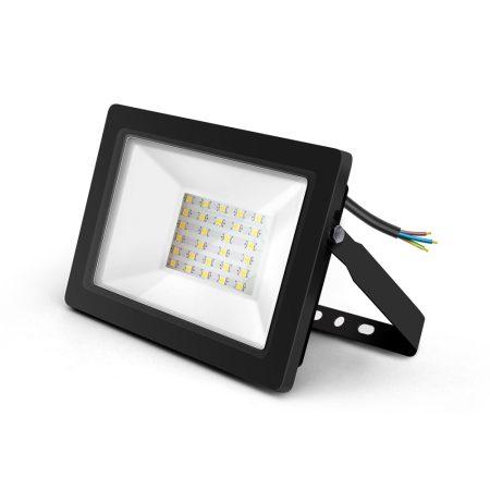 LED SLIM Reflektor 20W COB természetes fehér IP65