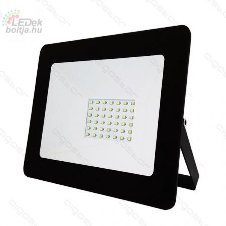 LED SLIM Reflektor 30W COB természetes fehér IP65