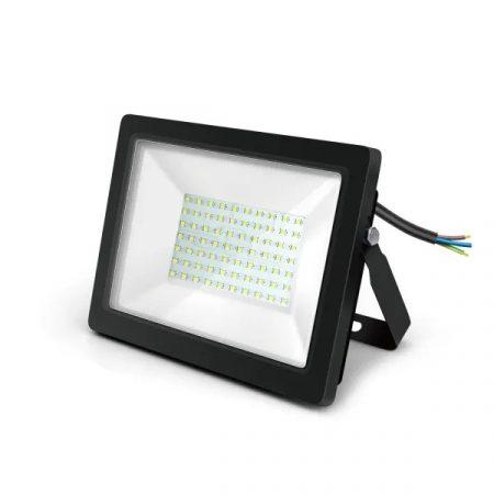 LED SLIM Reflektor 50W COB természetes fehér IP65