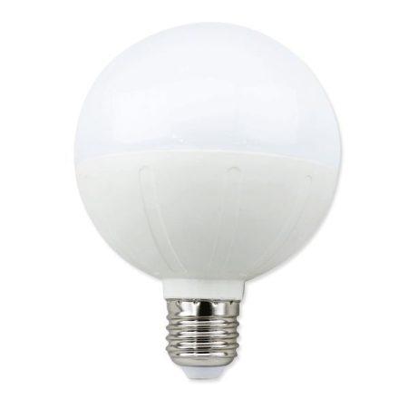 AIGOSTAR LED izzó G95 18W E27 foglalattal hideg fehér