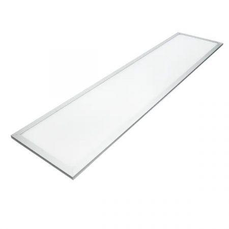 LED panel 300x1200 40W hideg fehér ezüst szürke kerettel