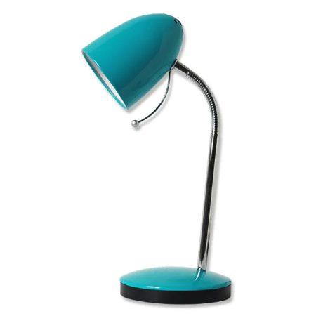 Asztali lámpa kék E27