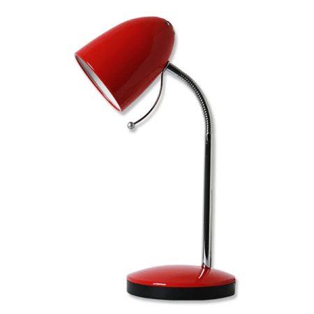 Asztali lámpa piros E27