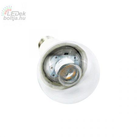 LED izzó A60 E27 10W 280° meleg fehér fényprizmás