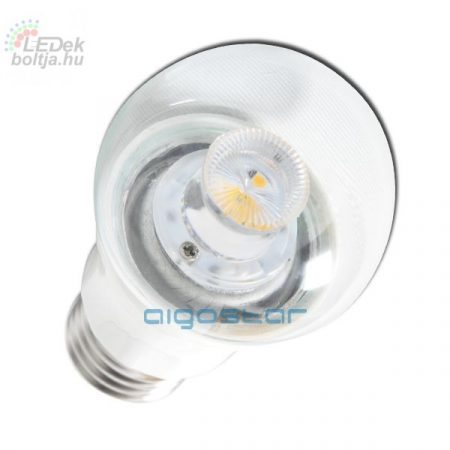 AIGOSTAR LED izzó P45 E27 6W 270° meleg fehér