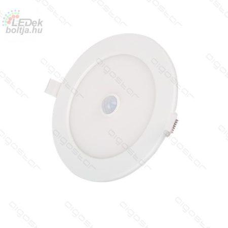 AIGOSTAR Mini Led Panel Szenzoros E6 Kör 24W meleg fehér (furat:255mm)