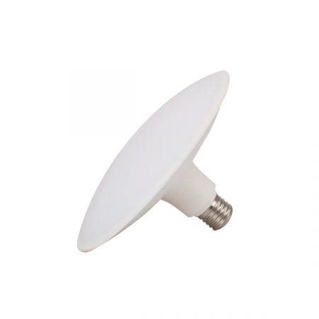 AIGOSTAR LED UFO izzó E27 24W Meleg fehér