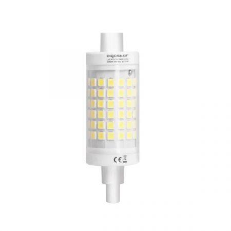 LED izzó R7S Aigostar 7W 78mm Hideg fehér