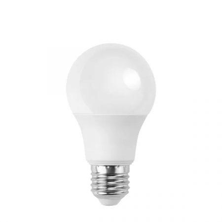LED izzó A60 gömb 9W E27 Természeres fehér Aigostar