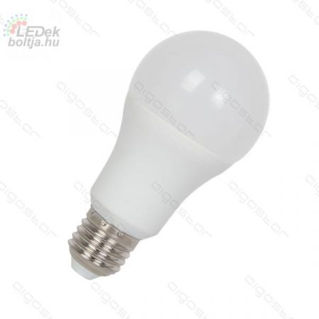 LED izzó A60 gömb 15W E27 Természeres fehér Aigostar
