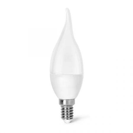 LED izzó Lánggyertya 4W E14 Természeres fehér Aigostar