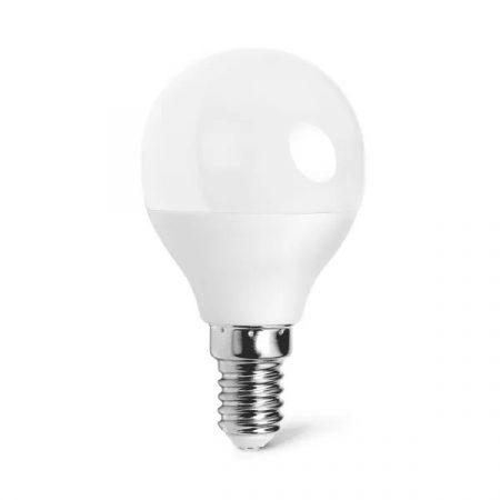 LED izzó G45 gömb 3W E14 Természetes fehér Aigostar