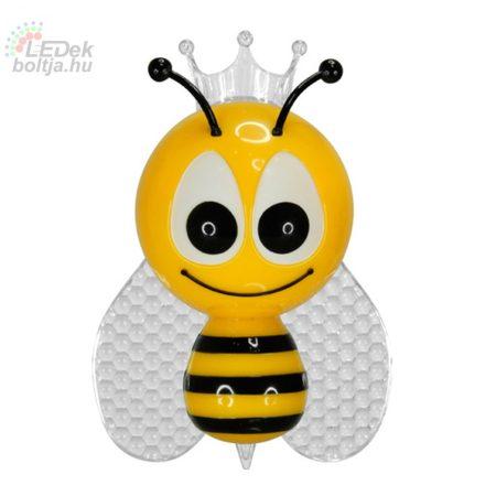 Méhecske éjszakai fény mozgásérzékelővel
