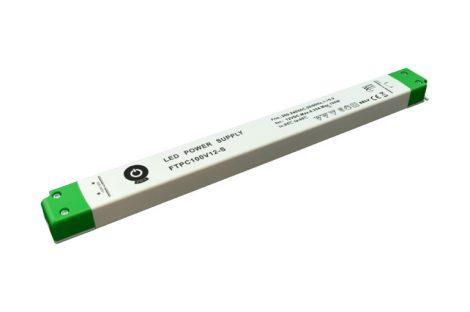 POS Led tápegység FTPC-100-12-S 100W 12V 8.3A slim