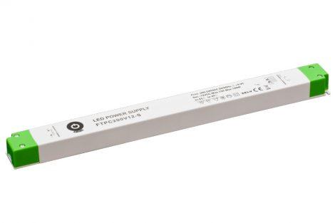 POS Led tápegység FTPC-200-12-S 180W 12V 15A slim