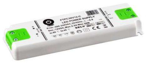 POS Led tápegység FTPC-30-24 Compact 30W 24V 1.25A