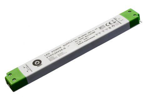 POS Led tápegység FTPC-30-24-S 30W 24V 1.25A slim