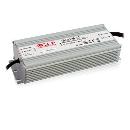 GLP Led tápegység GLG-200-12 199.2W 12V 16.6A IP67