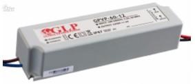 GLP Led tápegység GPVP-35-12 36W 12V 3A IP67