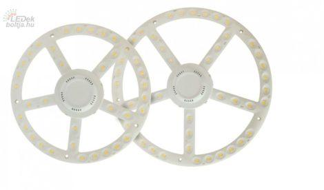 Led PCB modul Mágneses DAISY 22W Természetes Fehér